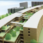 NTU's School for Business will be Asia's Largest Wooden Building