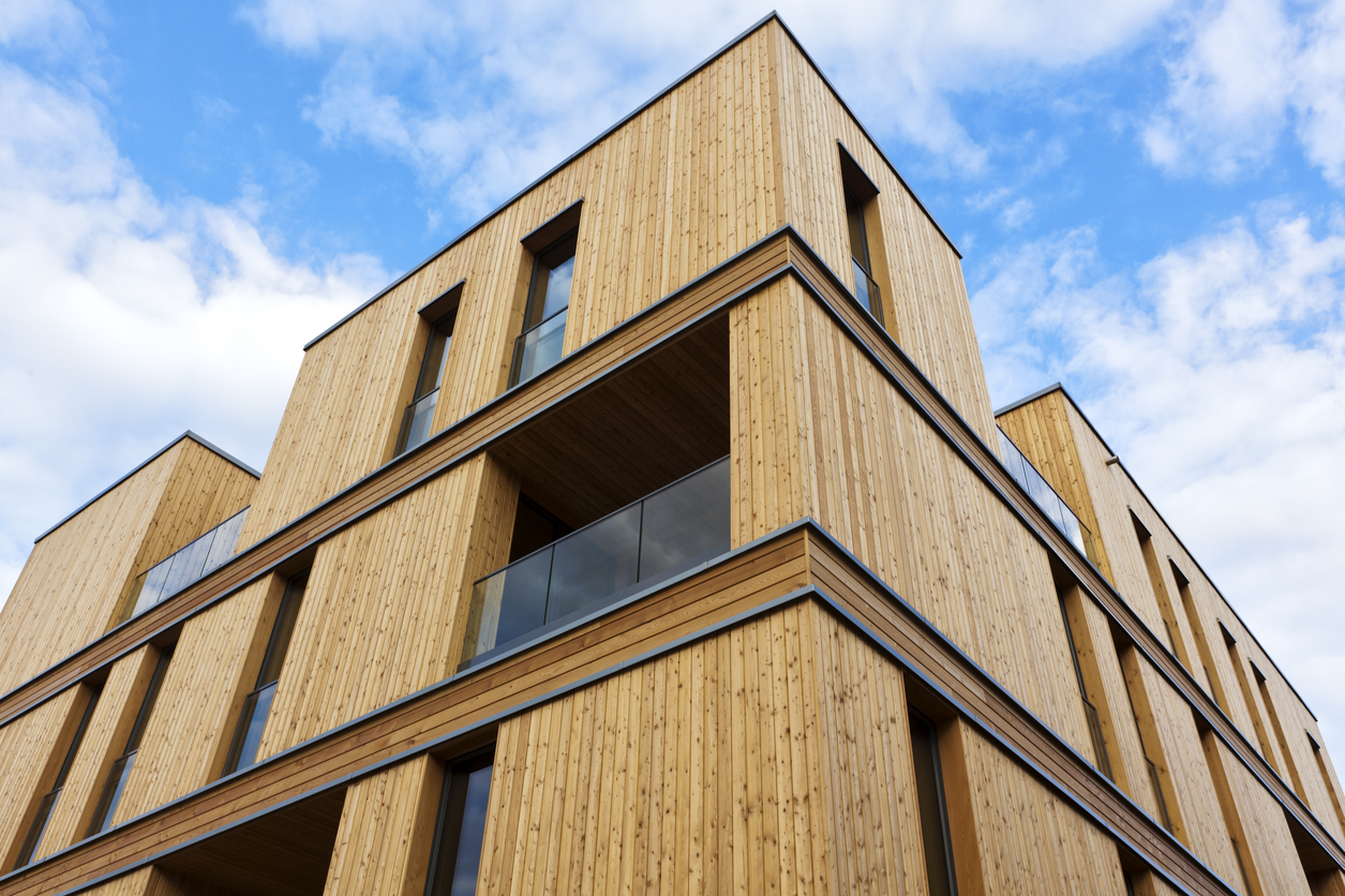 mass timber for modular construction